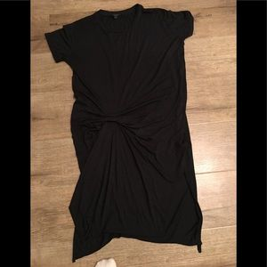 All Saints fitted dress